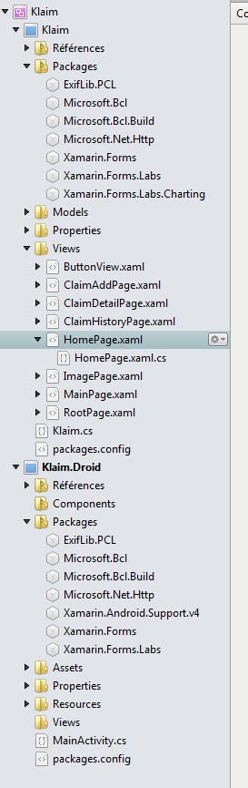 Charts in Xamarin — Xamarin Community Forums