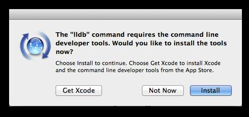 "Prevent my OS X app from asking users to install ""XCode"
