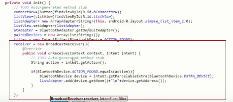 example for broadcastReceiver in android — Xamarin Community