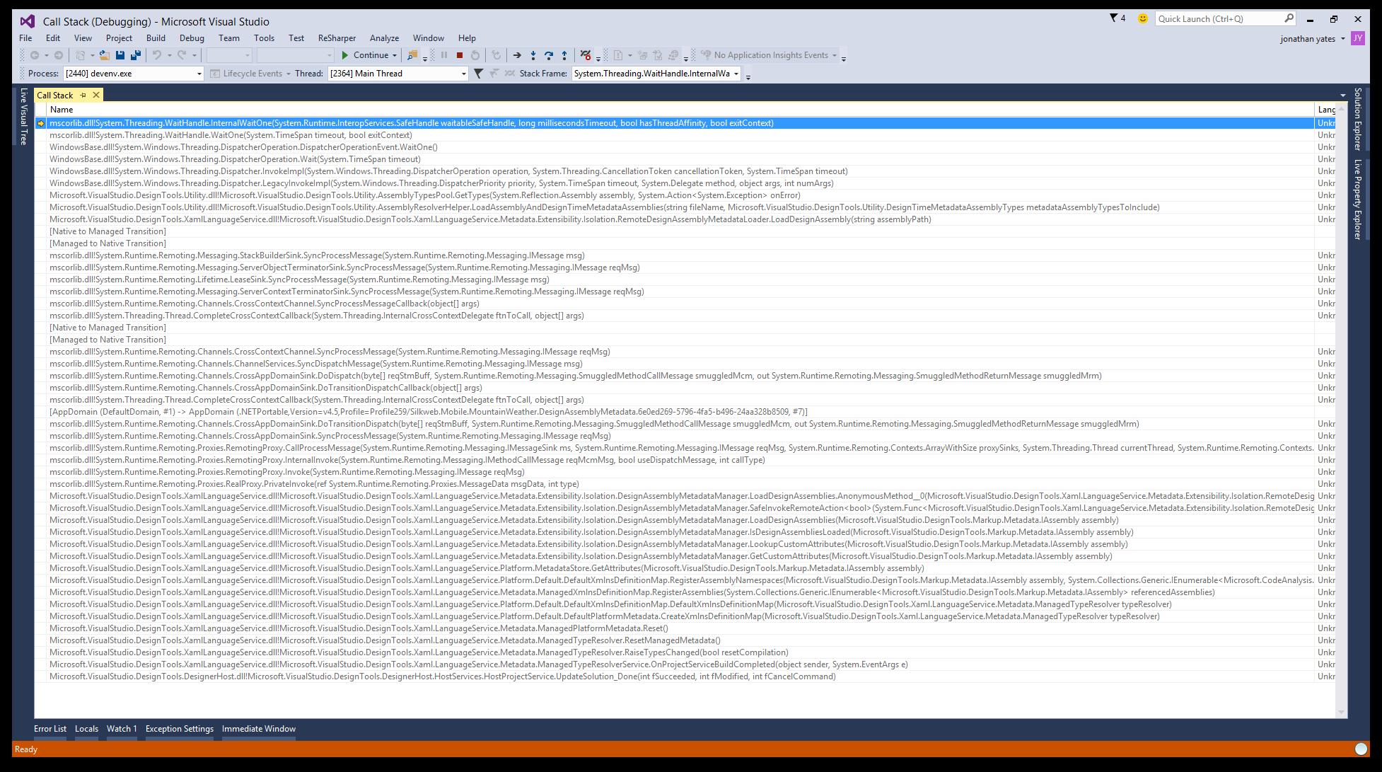 Upstream Release: Microsoft Visual Studio 2015 RTM — Xamarin