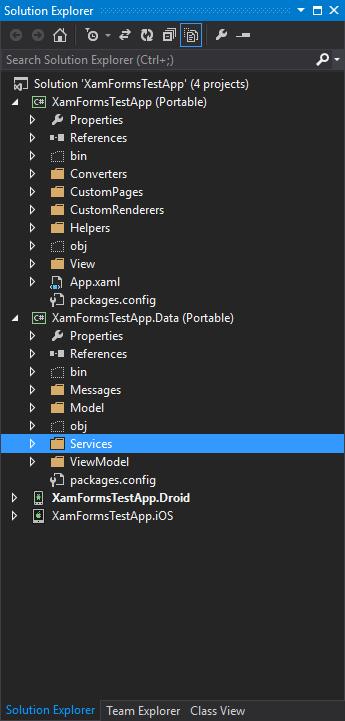 Image binding using path in Xamarin forms — Xamarin