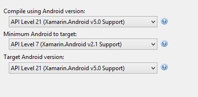 NuGet error updating Xamarin Android Support v7 AppCompat