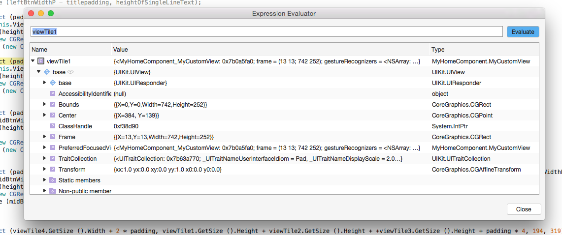 UITapGestureRecognizer not working with custom view derived from ...