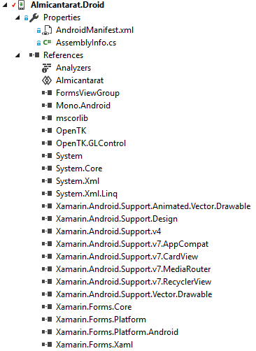 System IO FileNotFoundException Could not load assembly