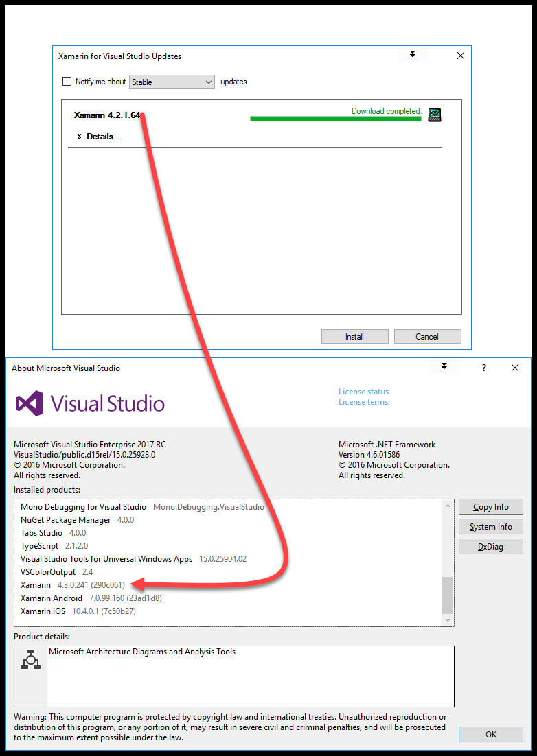 microsoft visual studio product key