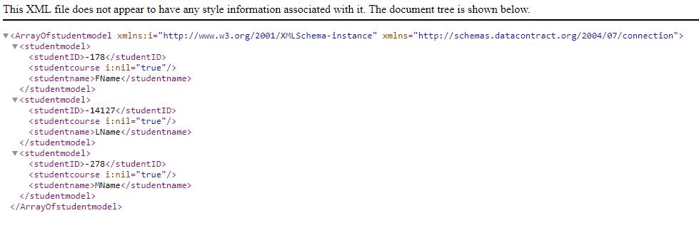 Post Data on web API — Xamarin Community Forums