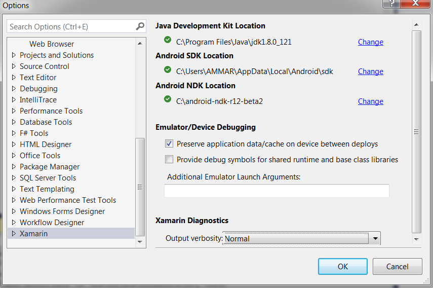 Launching First Xamarin Android App — Xamarin Community Forums