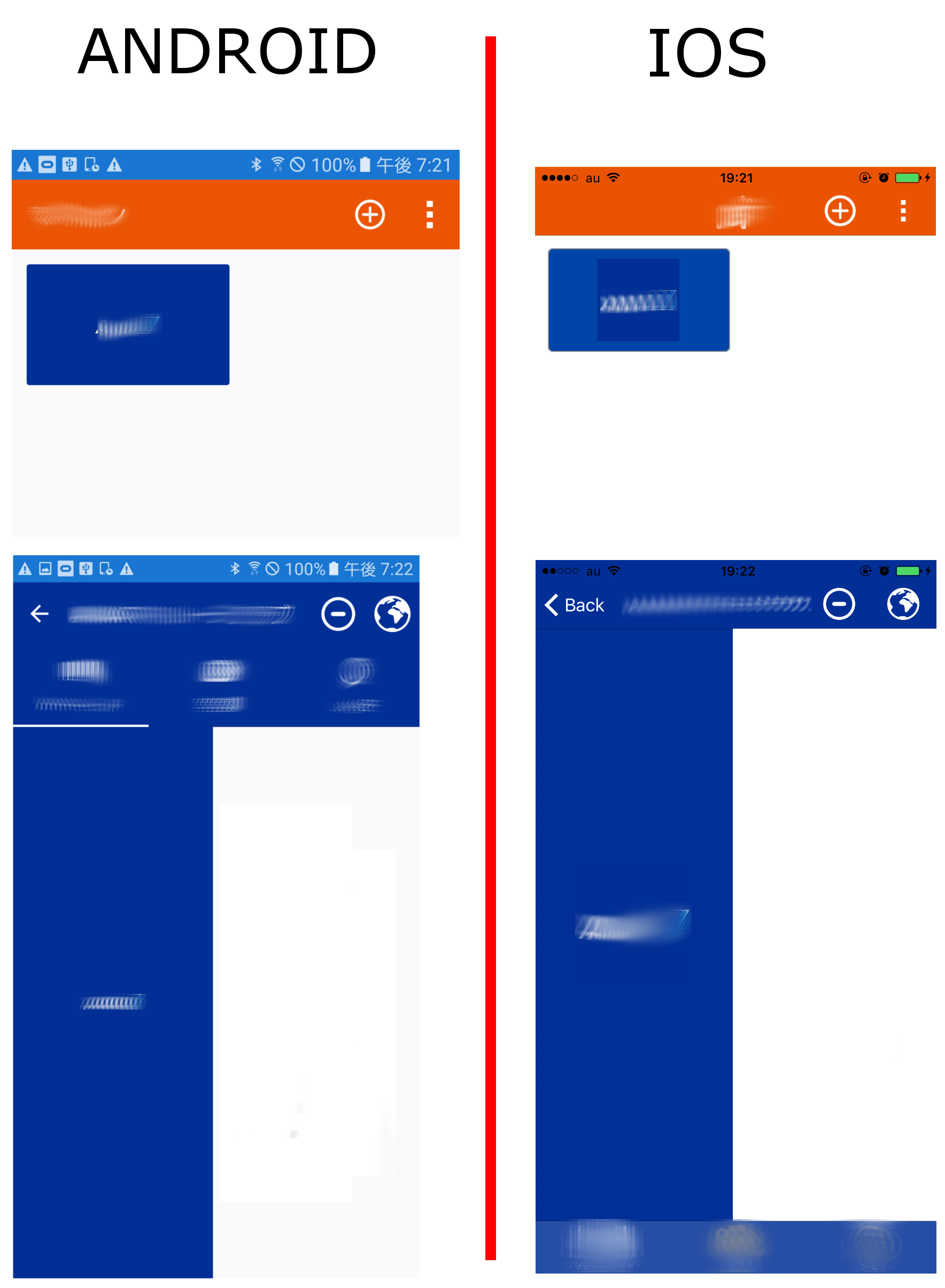 IOS frame background color and TabBar color not accurate? — Xamarin ...