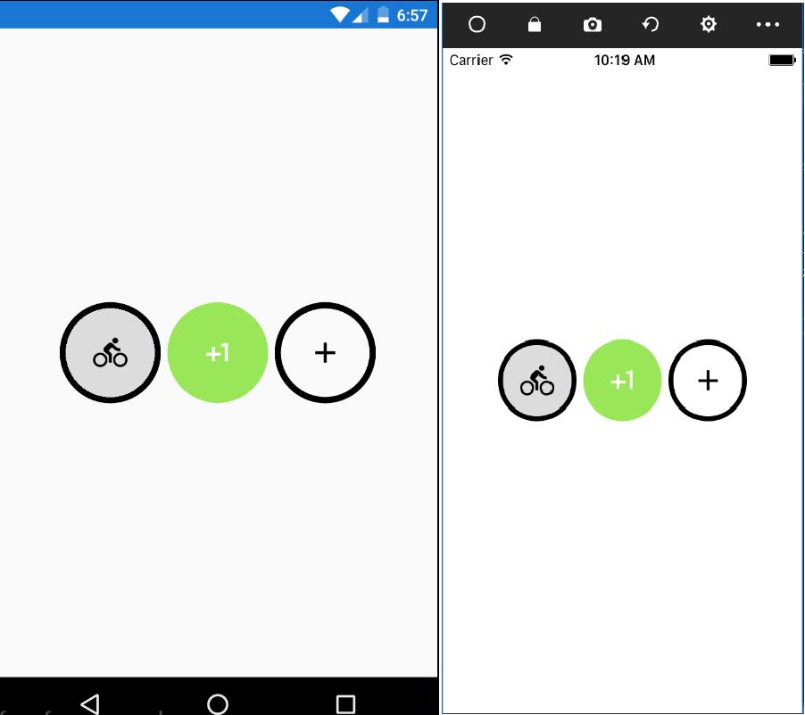 Circle button in Xamarin Forms  Super easy way — Xamarin Community