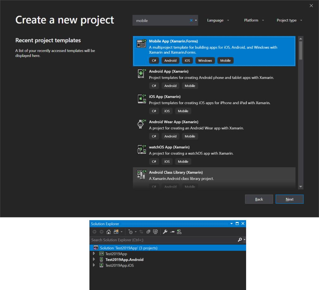Visual Studio 2019 Preview 2: Can't create Windows UWP