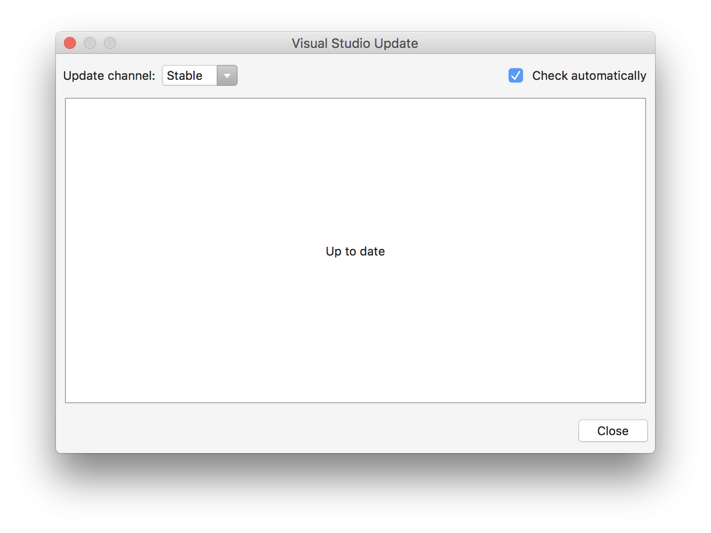 Why Does Visual Studio 2019 for Mac Crash My App Suddenly