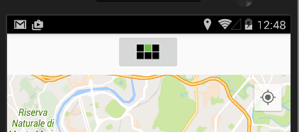 Place a button over my map — Xamarin Community Forums