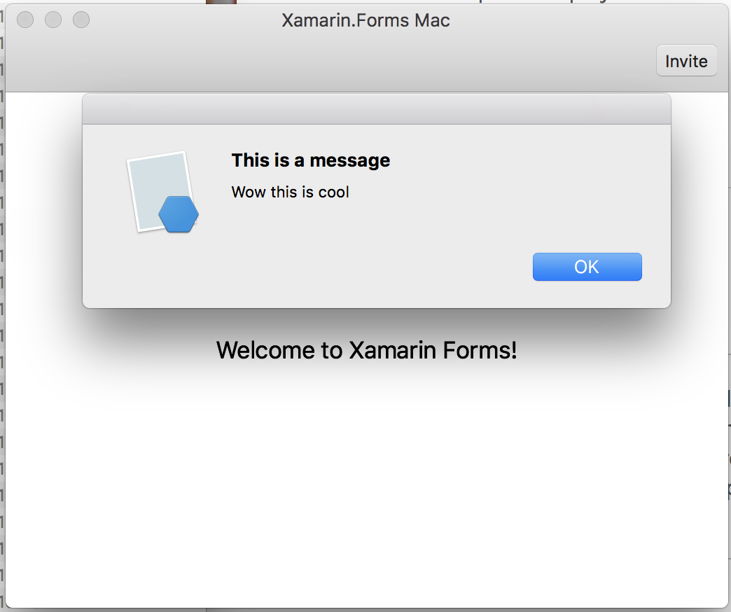 Preview: Xamarin Forms for macOS — Xamarin Community Forums