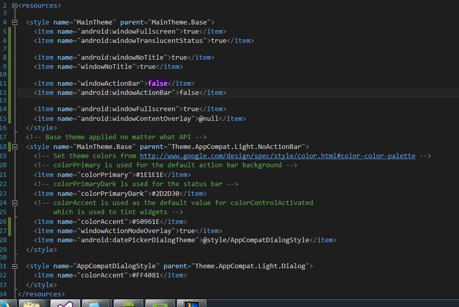 BUG : MasterDetailPage Detail is not going in fullscreen — Xamarin