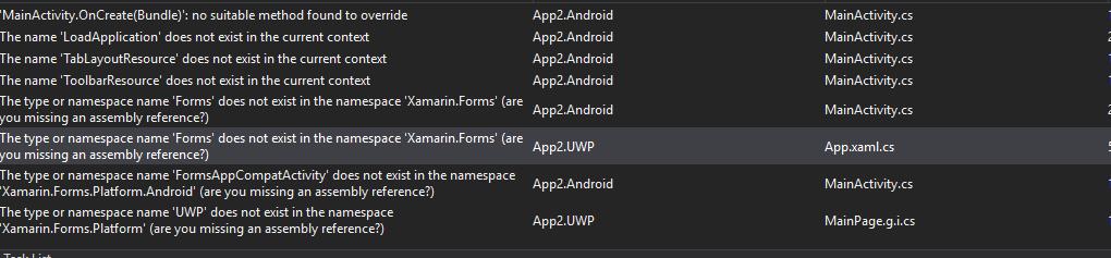 Debugging Xamarin Open Source Frameworks: Xamarin Forms
