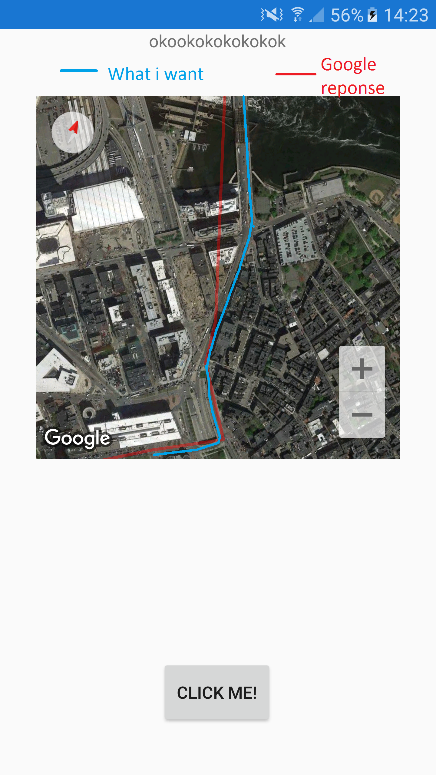 Google Maps - Trace Route Itinerary Direction API — Xamarin ... on maps and directions, click for directions, driving directions, mapquest directions, map for directions, follow directions, custom map directions,
