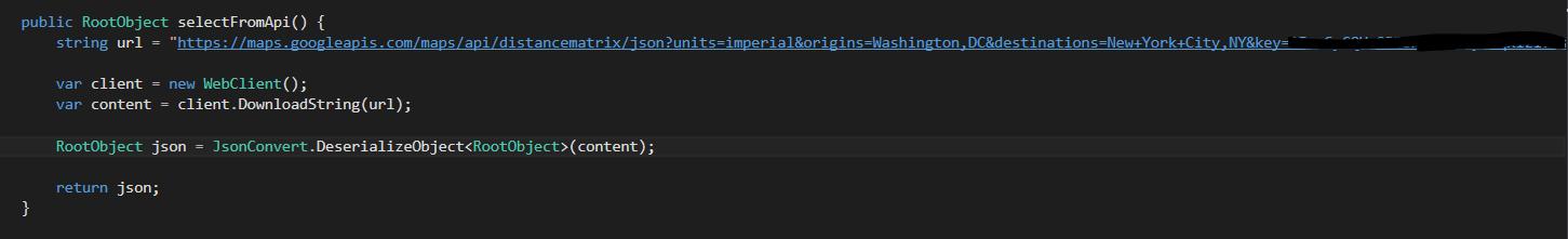 Deserialize Complex JSON response Andoid C# — Xamarin