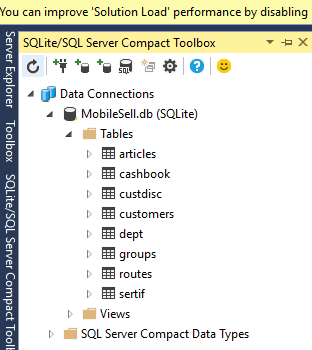 How to reference SQLite database that already exists in Xamarin