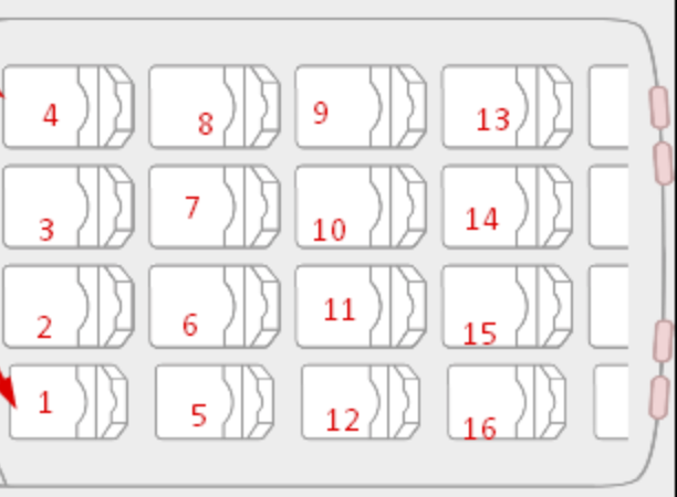 How do Bus Seat layout? — Xamarin Community Forums