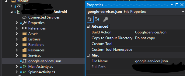 How to add Firebase in Xamarin Forms ? — Xamarin Community
