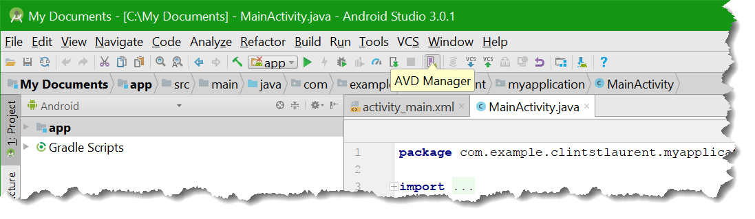 Xamarin Forms example code don't deploy into android device
