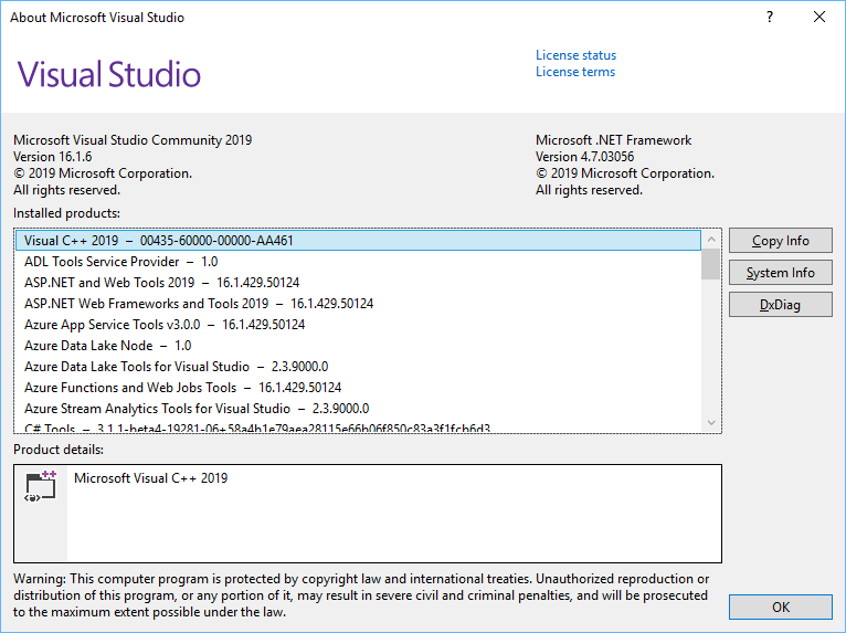LaunchScreen Storyboard do not openning on Visual Studio 2019