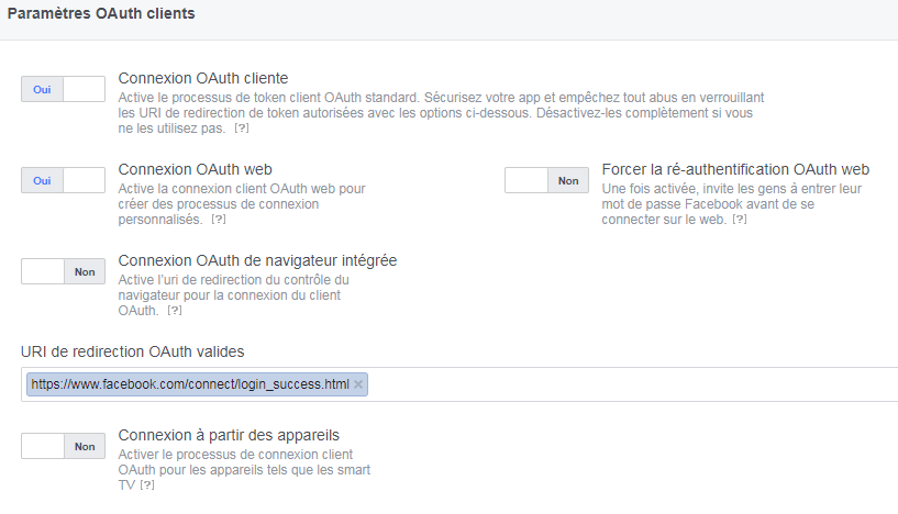 "facebook Oauth2 login error ""You are not logged in"" in xamarin forms"