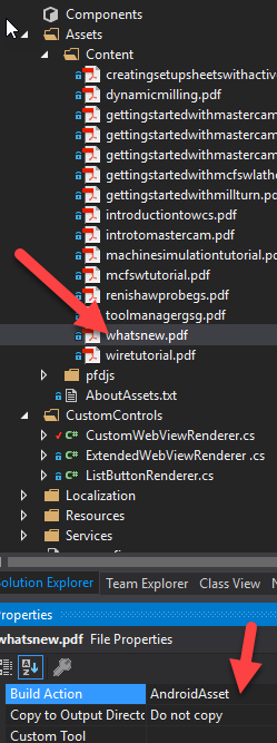 How to open PDF in xamarin forms? - Page 2 — Xamarin Community Forums