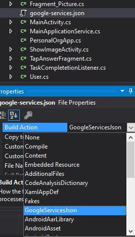 downloading json api files to databse firebase