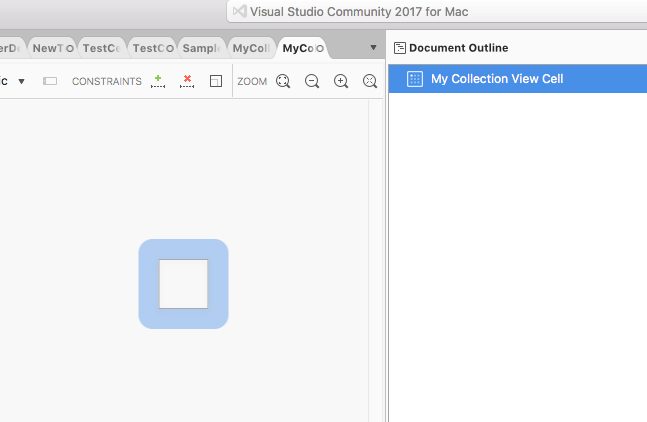 How to resize the xib that is used for TableView Cells and