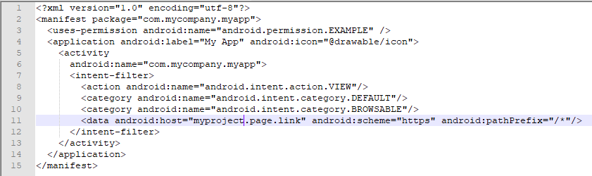 How I Setup Google Firebase Dynamic Links in Xamarin Forms - Android