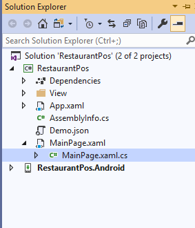 Save data in json file — Xamarin Community Forums