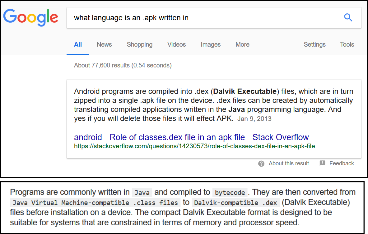 Is Possible to recover C# code from APK ? — Xamarin
