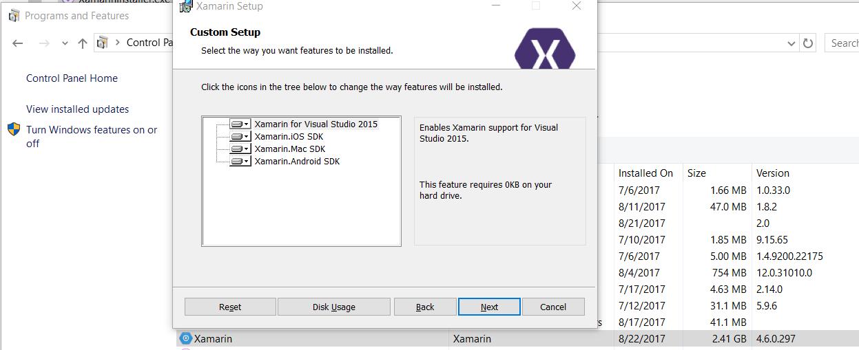 Visual Studio 2013 issue: upgrade to 4 6 0 297: no