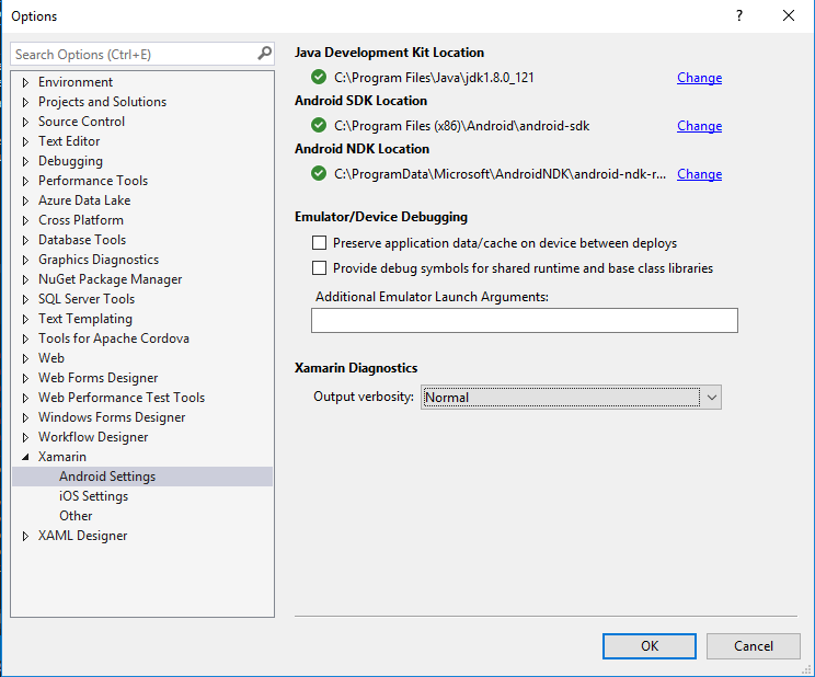 What is wrong, Could not connect to the debugger  — Xamarin