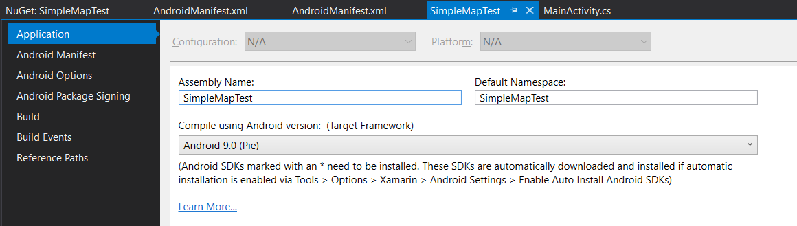 By B Hints || Xamarin Android Change Package Name