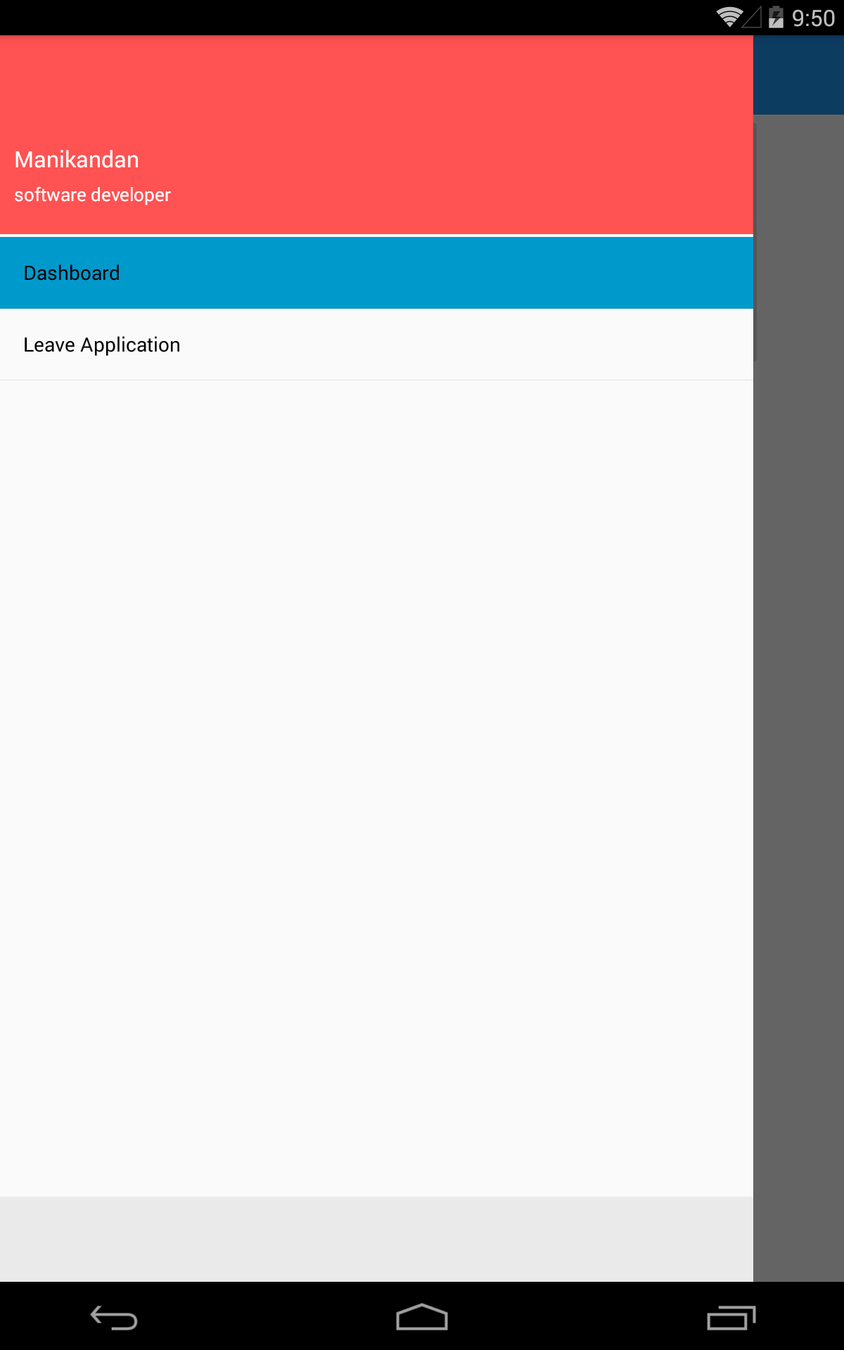 How to change the listview selected item background color? — Xamarin