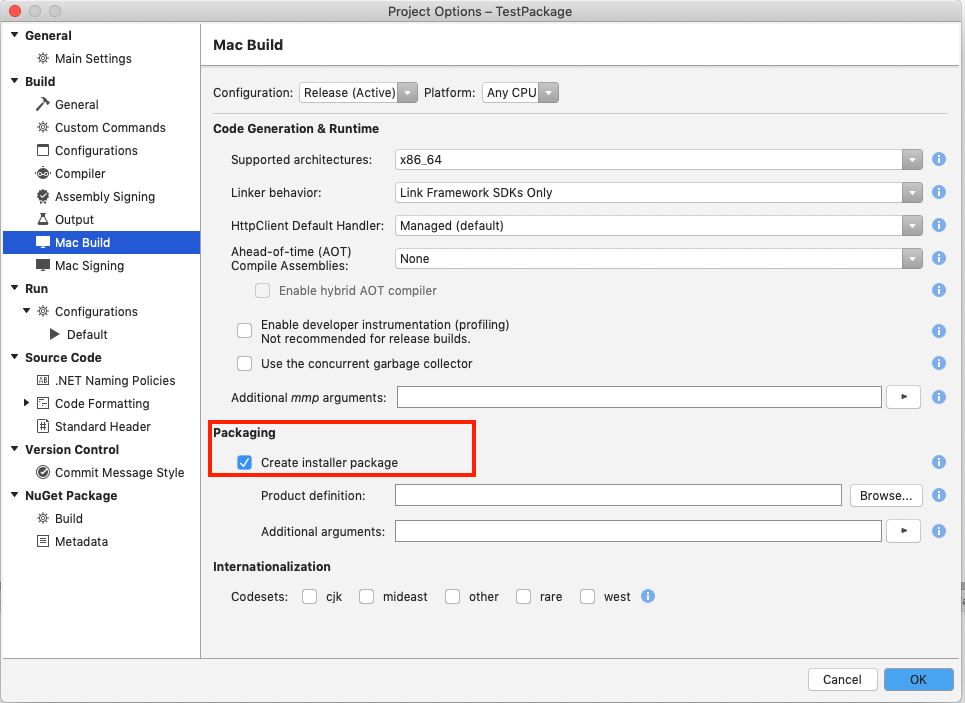 How to create a setup file — Xamarin Community Forums