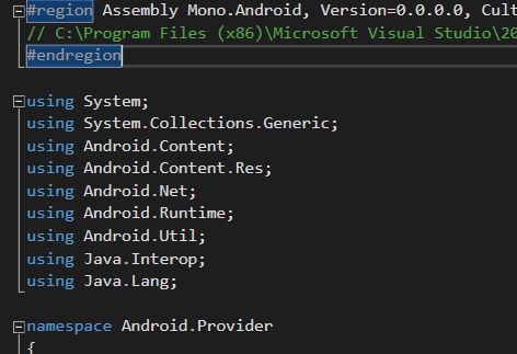How to get DeviceId in android and ios — Xamarin Community