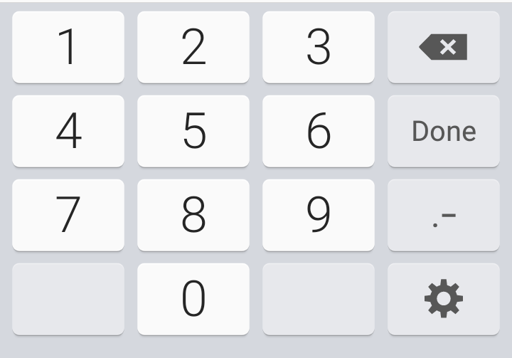 Can I disable certain keys on a keyboard, or cancel their