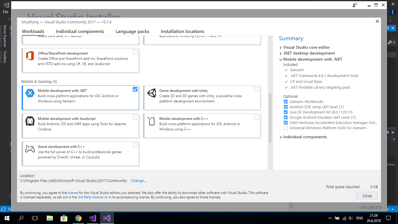 New ContentPage now showing in New Item — Xamarin Community Forums