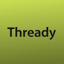 thready