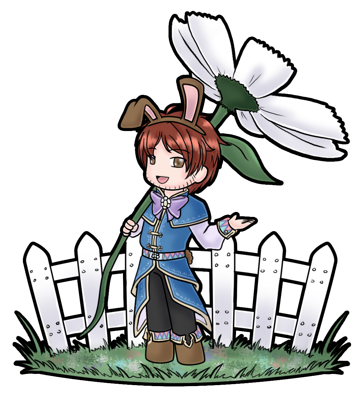 Easter Chibi Bruin