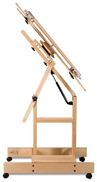 Comfortable Easel You Can Sit At And Stand Draw Mix