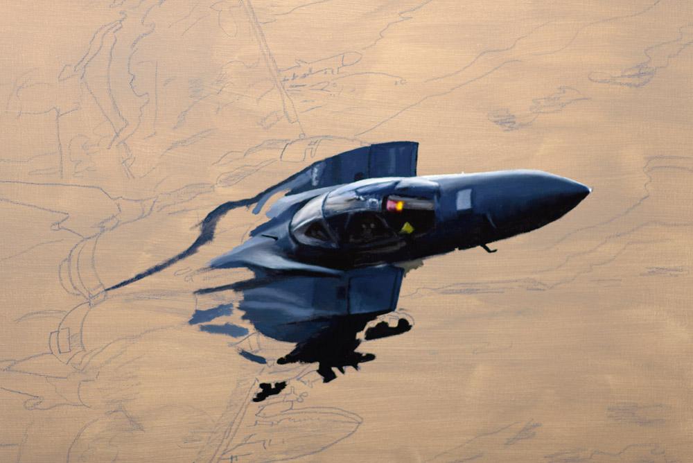 F15Progress2.jpg 144.9K & F15 Eagle u2014 Draw Mix Paint Forum