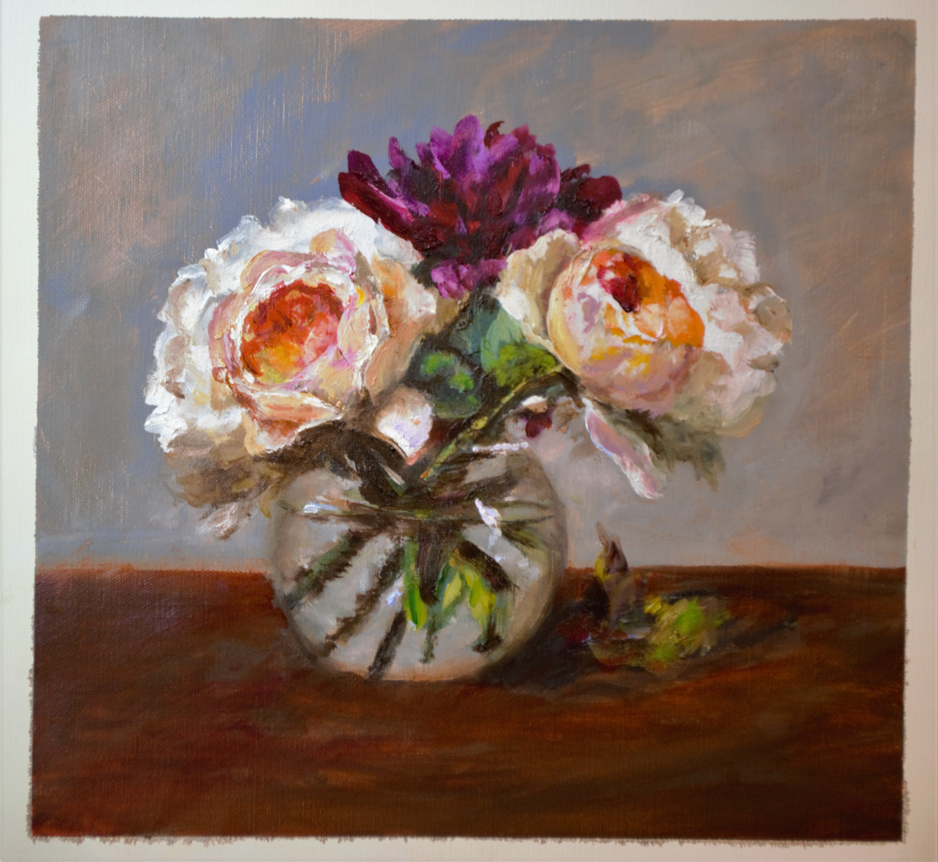 The Journey To Paint Beautiful Flowers Draw Mix Paint Forum