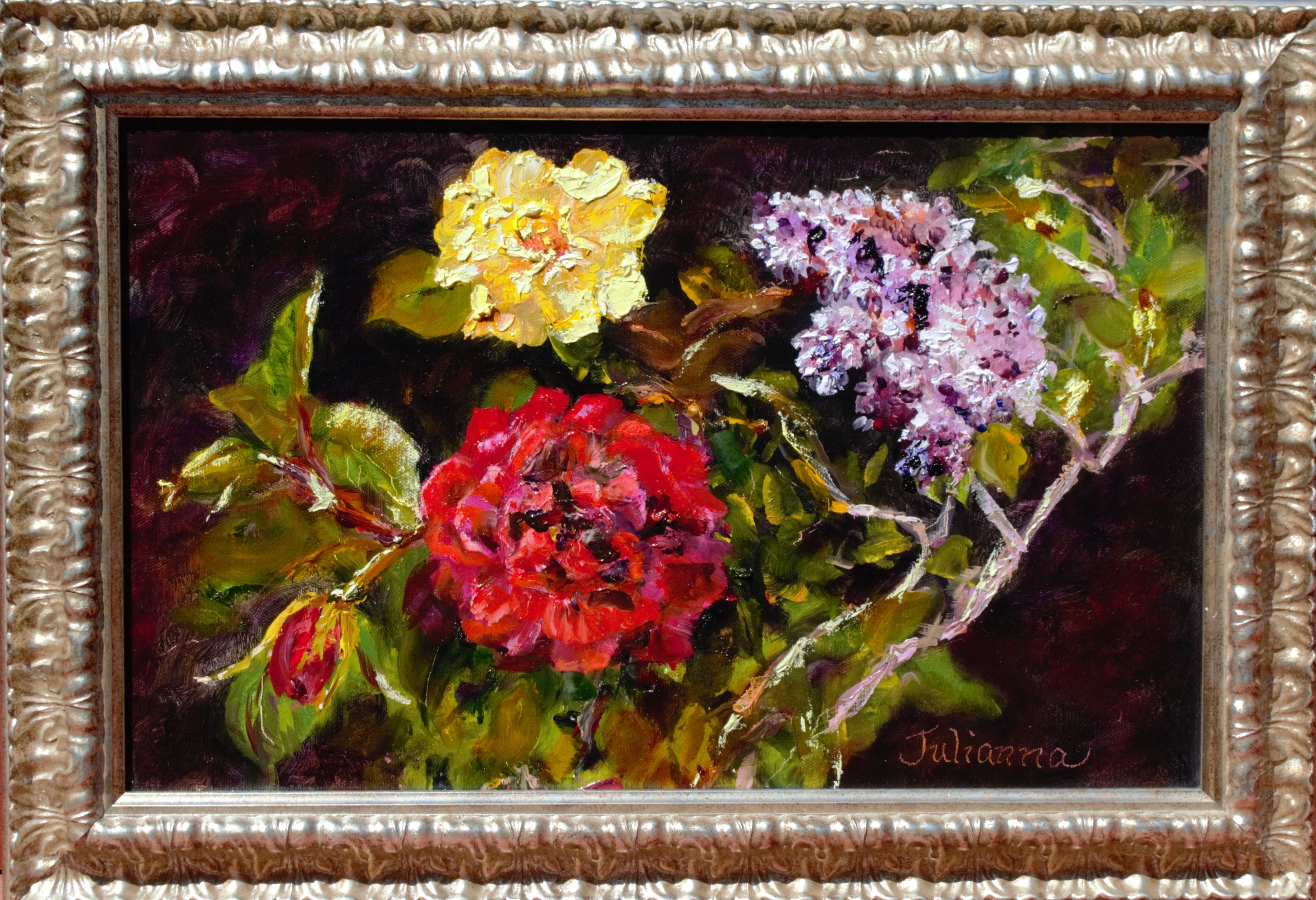The journey to paint beautiful flowers draw mix paint forum the izmirmasajfo