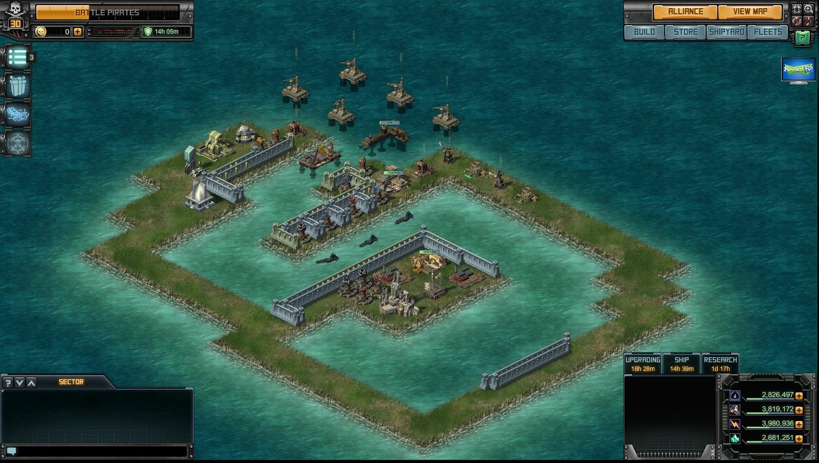 kixeye forum lvl 30 base layout