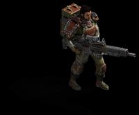 Survivor Hero Weaver War Commander