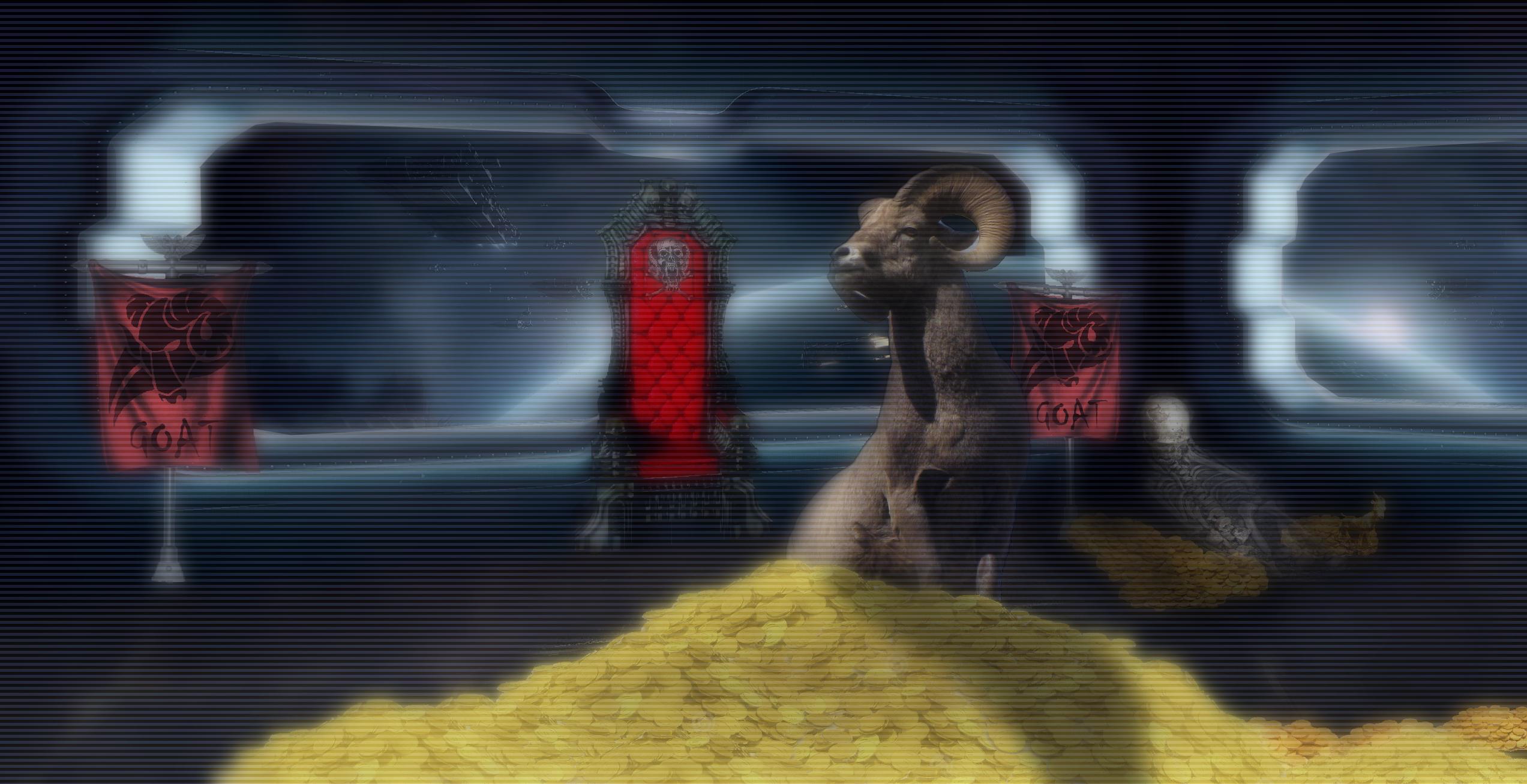 KIXEYE - Forum - Hologram: GOAT